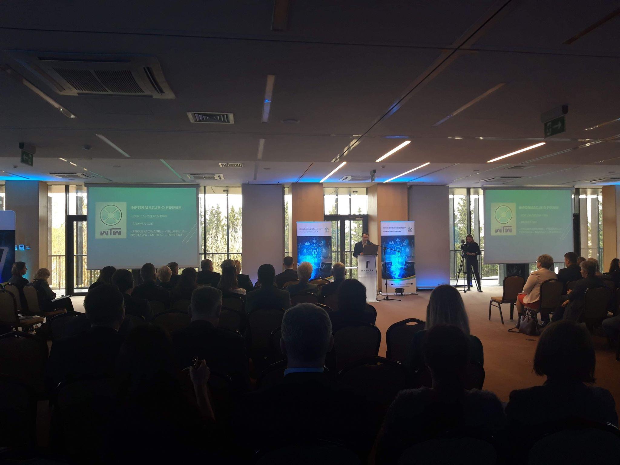 """Компания WTW приняла участие в конференции """"Просто о RPO WiM 2014-2020 – примеры использования FE"""""""